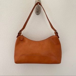 Wilson's leather Italian leather handbag satchel